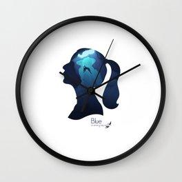 iamamiwhoami Wall Clock