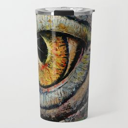Awakened Dragon Travel Mug