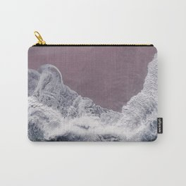 Sands of Lavender Carry-All Pouch