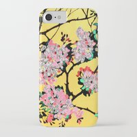 blossom iPhone & iPod Cases featuring Blossom by marlene holdsworth