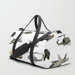 American Military Pattern Duffle Bag