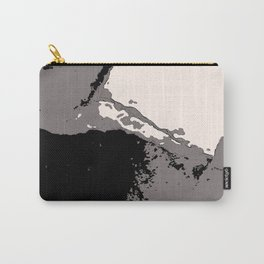 Organic No.15 Abstract #muted #society6 #artprints #fineart #decor Carry-All Pouch