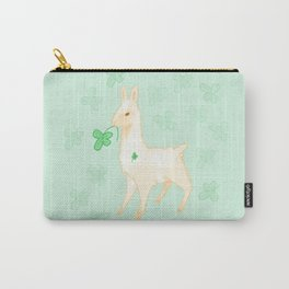 Lucky Llama Carry-All Pouch