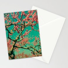 ttv Cherry tree Stationery Cards