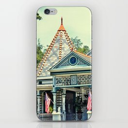 American Victorian House iPhone Skin