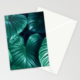 Plant collage VIII Stationery Cards
