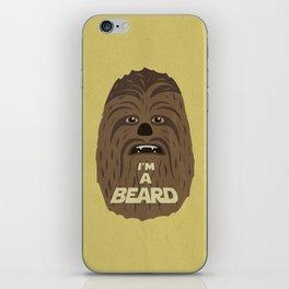 I'm a beard iPhone Skin