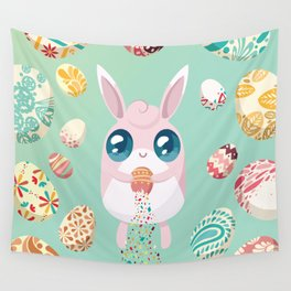 Wiggly Wall Tapestry