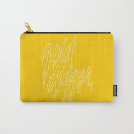Golddigger Carry-All Pouch