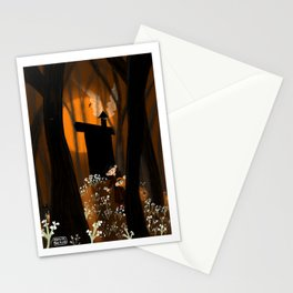 The Witches House Stationery Cards
