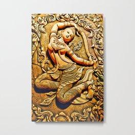 Godess Metal Print