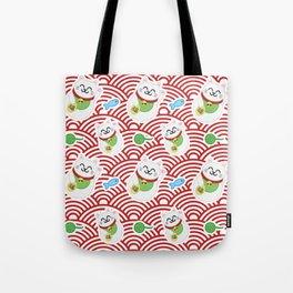 Maneki Neko / Lucky Cat Tote Bag