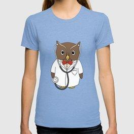 Dr. Hoo T-shirt