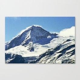 Mount Aspiring Canvas Print