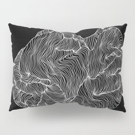 Inverted Crevice Pillow Sham