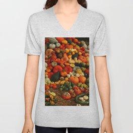 Bountiful Harvest Unisex V-Neck
