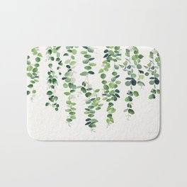 Eucalyptus Garland  Bath Mat