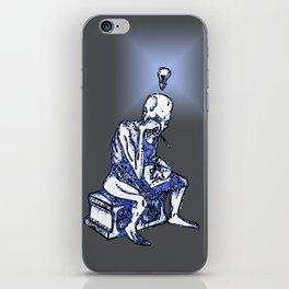 Writer's Block: Bright Ideas  iPhone Skin