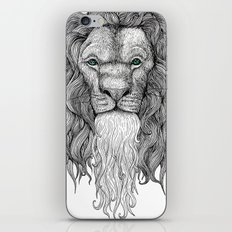 Gentleman Lion iPhone Skin