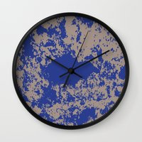 david fleck Wall Clocks featuring mauer fleck by wolasek design