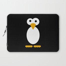 Minimal Penguin Laptop Sleeve