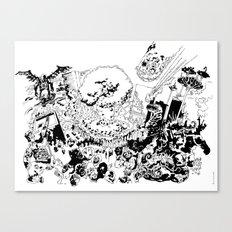 Apocalypse How? Canvas Print