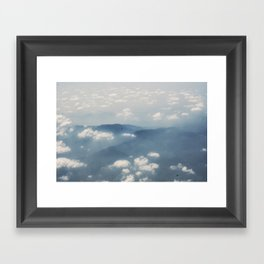 Mountains, Malaysia Framed Art Print