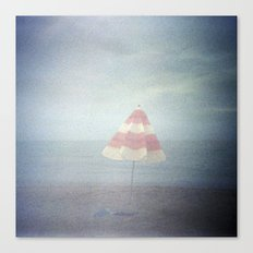 Summer ending Canvas Print