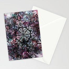 Intergalactic Mandala Stationery Cards