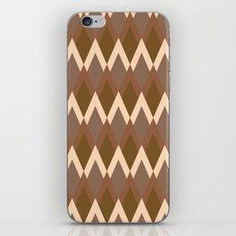 Chocolate Diamonds iPhone Skin