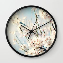 Spring! Wall Clock