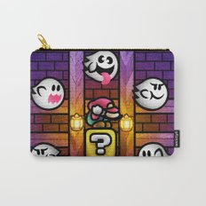 Boos in the Haunted House Carry-All Pouch