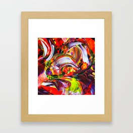 Abstract Perfection Framed Art Print
