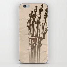 T2 Judgement Day iPhone & iPod Skin