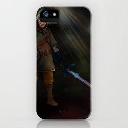 Hero of Hyrule iPhone Case