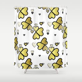 Love Connection Shower Curtain