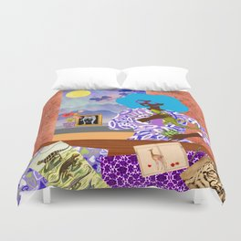 Zoology Duvet Cover