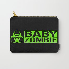Baby Zombie: Biohazard Carry-All Pouch