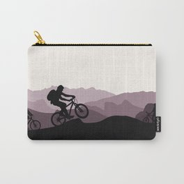 MTB Mountains Carry-All Pouch