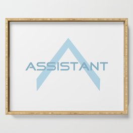 Assistant Serving Tray
