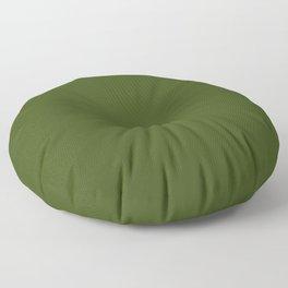 Olive Green Floor Pillow