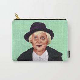 Hipstory -  Angela Merkel Carry-All Pouch