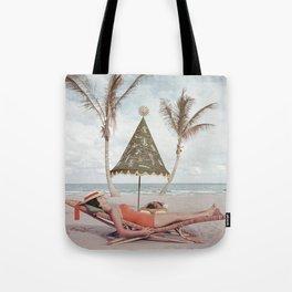 Retro Relax Tote Bag