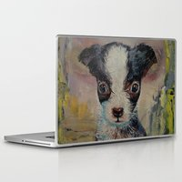 shakespeare Laptop & iPad Skins featuring Shakespeare by Michael Creese