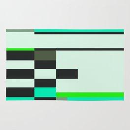 Geometric design - Bauhaus inspired Rug