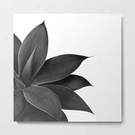 Agave Finesse #13 #tropical #decor #art #society6 Metal Print