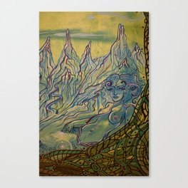 Goddess of Neldor Canvas Print