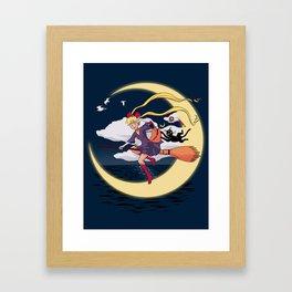 Sailor Delivery Service Framed Art Print