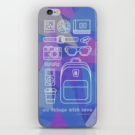 Things to love iPhone Skin