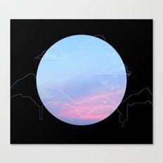 Bliss | Summer Canvas Print